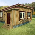 Проектирование садовых домиков