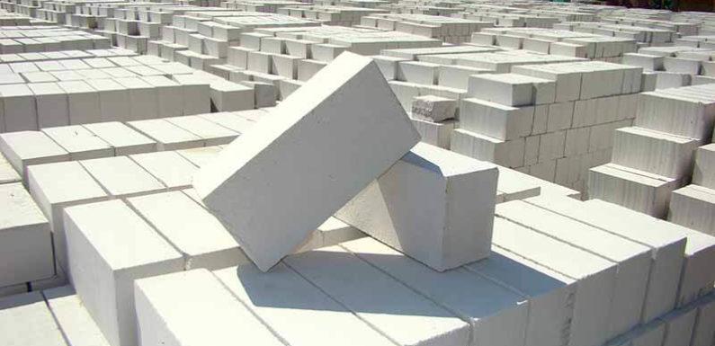 Что такое стеновые ячеистые блоки