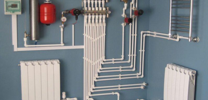Особенности монтажа современных систем отопления