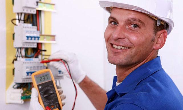 Вызов электрика на дом. Виды услуг