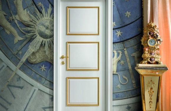 Итальянские двери — продукция высокой моды