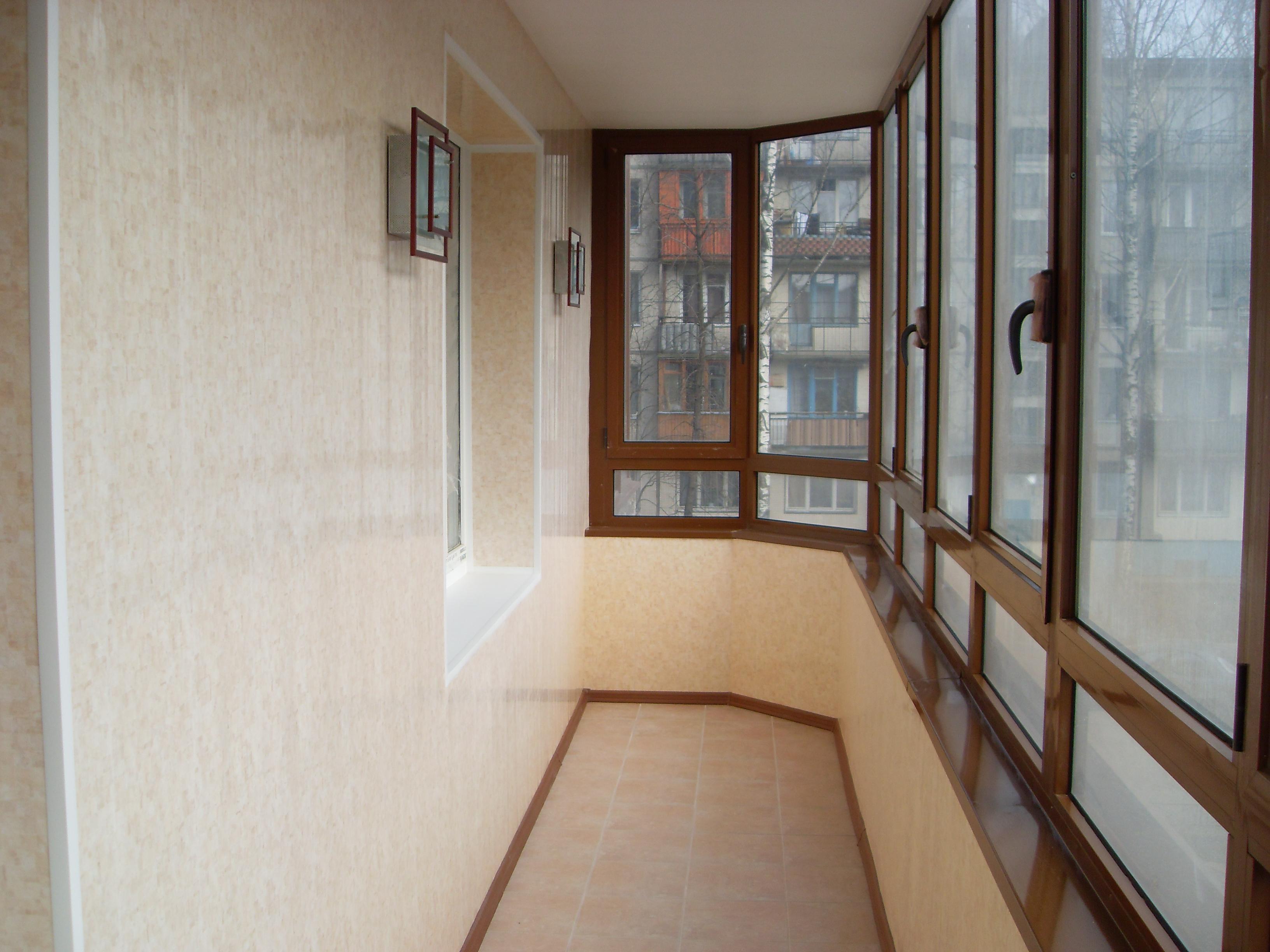 Балкон под ключ от Стандарт Окна